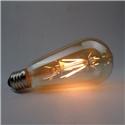 6Pcs 40W E27 Retro/Vintage Light Bulb ST64 LED Bulbs