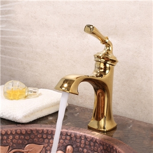 Solid Brass Bathroom Sink Faucet Special Antique Sink Tap