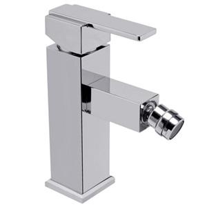 Sleek Square Sink Faucet Modern Chrome Sink Tap