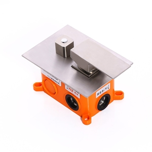 Brushed Nickel Shower Valve Stainless Steel Square Shower Valve