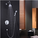 Unusual In-wall Shower Faucet Solid Brass Shower System Chrome/Gold/ORB