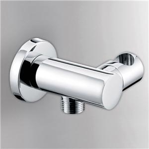 Round Handheld Shower Holder 360-degree Rotating Hand Shower Holder