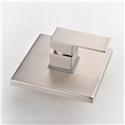 Brushed Nickel Shower Valve Modern Square Shower Valve Single-function