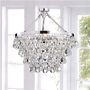 Chandeliers Crystal Traditional/Classic Living Room / Bedroom / Dining Room Lighting Ideas / Study Room/Office / Entry / Hallway Metal