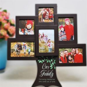 Family Tree Picture Frame set 7 Inch