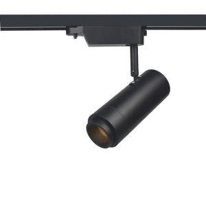 Clothing Shop COB Spotlight Industrial Astigmia Track Light Window Display Lighting(Single Light)