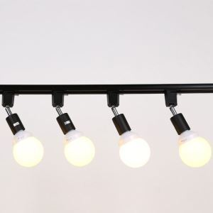 Clothing Shop Track Light Modern Ceiling Spotlight(Single Light)