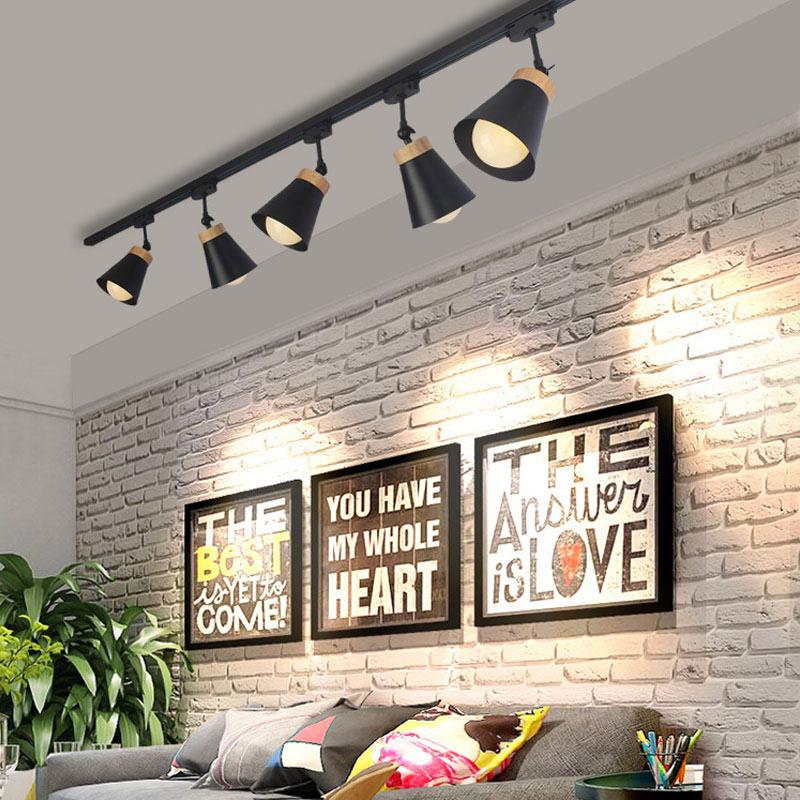 Household Track Light Modern Simple