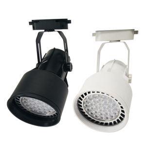 Nordic LED Spotlight Modern Ceiling Track Light Clothing Shop Window Display Lighting(Single Light)