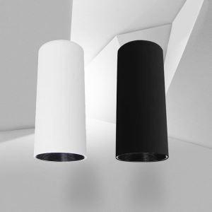 Contemporary LED Spotlight Exposed Round COB Spotlight Clothing Shop Bar Ceiling Lighting(Single Light)