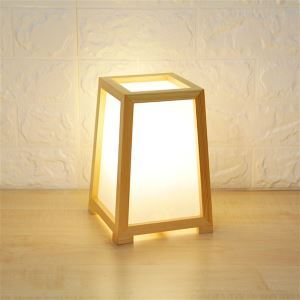 Four Prism Table Lamp Modern Creative Bedside Table Lamp Decorative Night-light