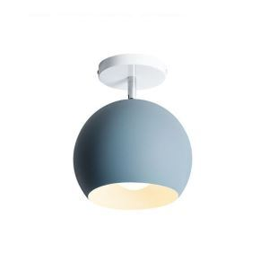 Chromatic Macaron Ceiling Light Modern Special Spotlight for Kids' Room(Single Light)