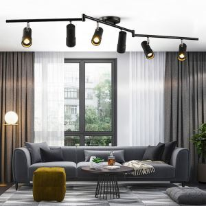 Nordic Style Spotlight Foldable Ceiling Spotlight Light