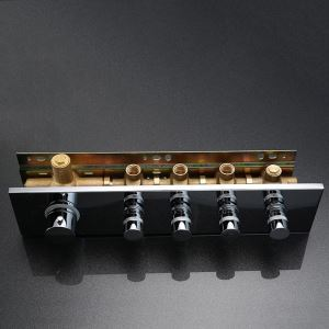 Thermostatic Shower Valve Solid Brass Shower Valve in Chrome