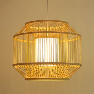 Unusual Bamboo Pendant Light Creative Japanese Pendant Light Living Room Dining Room Bedroom Lighting