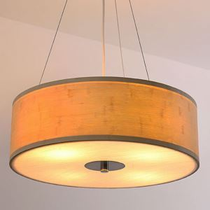 Round Bamboo Pendant Light Japanese Simple Pendant Light Dining Room Living Room Office Lighting