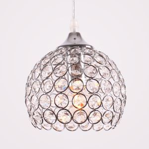 Modern Crystal Pendant Light Special LED Pendant Light Aisle Hallway Balcony Lighting