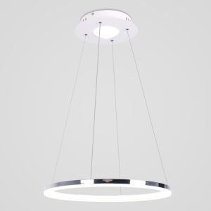 Creative Round Pendant Light Simple LED Pendant Light Living Room Bedroom Dining Room Lighting