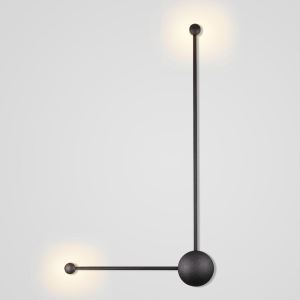 Nordic Modern LED Wall Light Creative Wall Sconce Artistic Lamp Bedside Hallway Lighting LBY18071