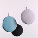 Nordic LED Pendant Light Round Shape Light Romantic Home Lighting Bedroom Restaurant Light LBY18040