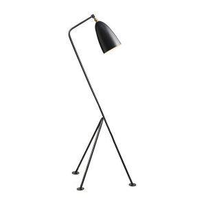 Nordic Creative Floor Lamp Unique Tripod Light Study Room Bedroom Living Room Lighting QM9018