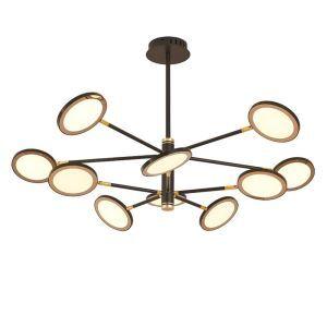 Postmodern LED Pendant Light Nordic Chandelier LED Lamp Living Room Bedroom Lighting QM1807