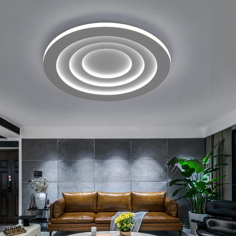 Modern Led Flush Mount Cloud Ceiling, Ceiling Lights For Living Room