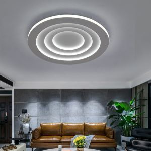 Modern LED Flush Mount Cloud Ceiling Light Decoration Lighting Living Room Dining Room Light 8175