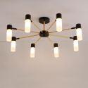 Post Modern LED Pendant Light Creative Chandelier Home Lighting Restaurant Living Room Bedroom Lamp QM8504