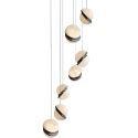Cluster LED Pendant Light Semi Ball MDD174