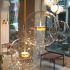 Show details for Contemproary Simple Pendant Light Special Bubble Pendant Light Bedroom Living Room Light