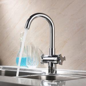 Chrome Kitchen Faucet Modern Kitchen Sink Tap