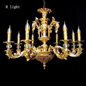 Crystal Chandelier Modern Luxury Ceiling lights Home Lighting Creative Lamp Living Room lighting 1701F90