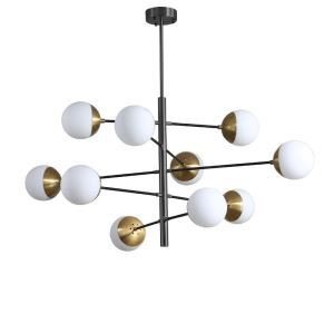 Contemporary Pendant Light Magic Bean Shape Chandelier Light Fashion Home Lighting Dining Room Lamp QM1831