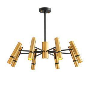 Modern Creative LED Pendant Light Simple Chandelier Lamp Bedroom Living Room Dining Room Light QM1826