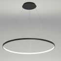 LED Pendant Light Nordic Modern Ring Bedroom Dinging Room Living Room Bar Single Ring