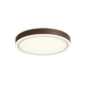 Modern LED Flush Mount Circular Ceiling Light Simple Fashion Light Living Room Bedroom Lamp 8157