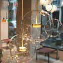 Contemproary Simple Pendant Light Special Bubble Pendant Light Bedroom Living Room Light