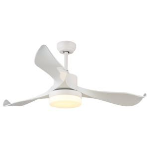 Modern LED Ceiling Fan Light Chandelier Fan Light With Remote Control Living Room Bedroom Lamp QM1101