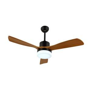Modern LED Ceiling Fan Light Chandelier Fan Light With Remote Control Living Room Bedroom Lamp QM8050