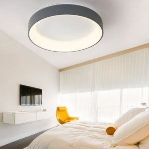 Modern LED Flush Mount Square Ceiling Light Fashion Lamp Living Room Bedroom Energy Saving Light 8169