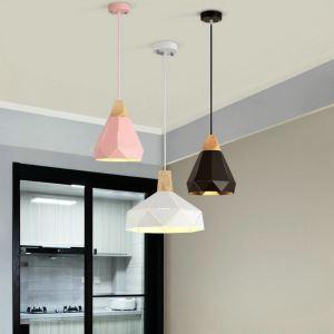 Macaron Style Pendant Light Modern Creative Lamp Home Light Living Room Bar Lamp QM3055