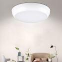 Creative LED Flush Mount Round Ceiling Light Home Lighting Bedroom Dining Room Light 18W