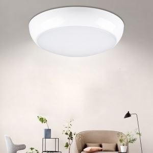 Creative LED Flush Mount Round Ceiling Light Home Lighting Bedroom Dining Room Light 18W