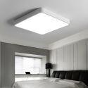 Nordic LED Flush Mount Super Thin Light Square Ceiling Lamp Bedroom Living Room Light