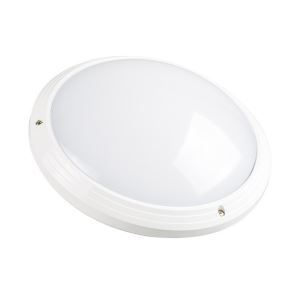 Modern LED Flush Mount Round Shape Lamp Artistic Ceiling Light Hallway Bedroom Lighting 18W