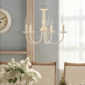 Vintage Chandelier Elegant Creative Light Home Lighting Living Room Dining Room Lamp QM9905