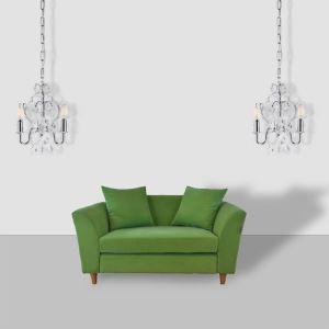 Vintage Crystal Chandelier Luxury Elegant Pendant Light Living Room Dining Room Lamp QM9909