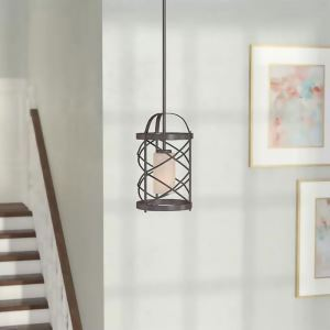 Nordic Pendant Light Metal Lantern Shape Lamp Classical Light Hallway Dining Room Light QM9939