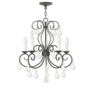 Luxury Crystal Chandelier Nordic Classical Home Light Living Room Hallway Lamp QM9935
